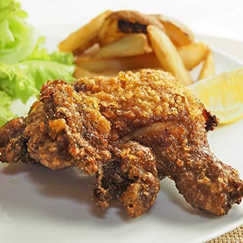 唐揚げ 竜田揚げ 骨付き鳥もも 1本 おつまみ 惣菜 おかず パーティー ギフト ボリューム 肉 生 チルド 冷凍