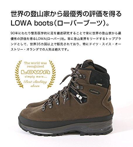 ローバー タホー プロ ゴアテックス 登山靴 メンズ 8 セピア/ネイビー