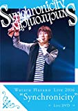 "Wataru Hatano Live2016""Synchronicity""Live DVD[DVD]"
