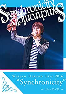 "Wataru Hatano Live2016 ""Synchonicity"" Live [DVD]"