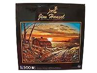 "Jim Hansel "" Farmstead "" 500ピースパズルby sure-lox"