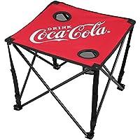 Coca-Cola(コカ・コーラ) アウトドア コンパクトテーブル レッド