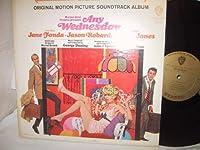 ANY WEDNESDAY (ORIGINAL SOUNDTRACK LP, 1966)