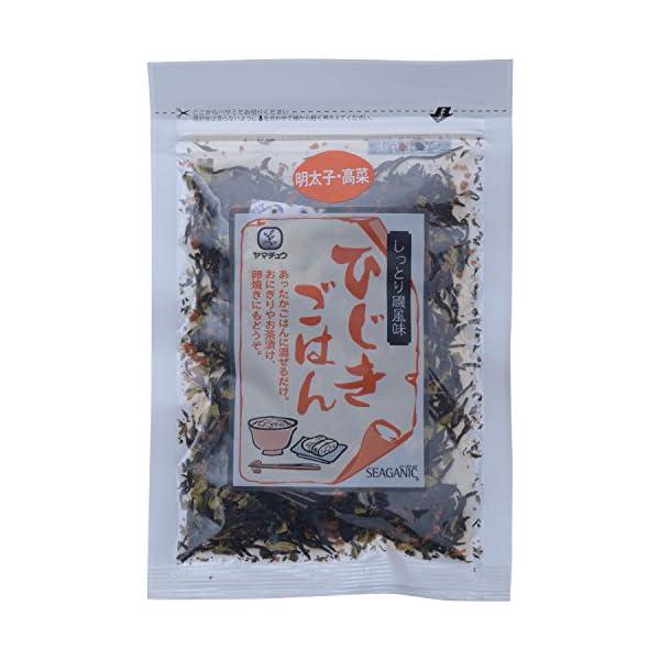 ひじきごはん 40g 明太子・高菜の商品画像