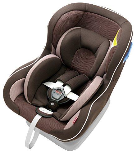 リーマン 新生児対応チャイルドシート パミオウーノEX-2 ブラウン
