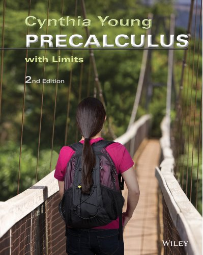 Download Precalculus with Limits 2e + WileyPLUS Registration Card 1118984684