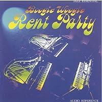 3台のピアノによるブギウギ大会 Boogie Woogie Rent Party [APCD-1009]