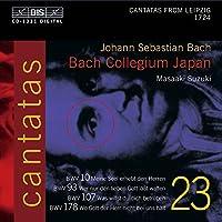 Bach: Cantatas Vol. 23 (2004-02-24)