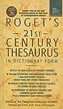 Roget's 21st Century Thesaurus (21st Century Reference (Pb))