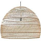 Bondi - Large Rattan Pendant Light Shade - by Fifty Shades Lighting + Lifestyle