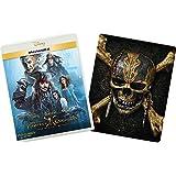 パイレーツ・オブ・カリビアン/最後の海賊 MovieNEXプラス3Dスチールブック:オンライン数量限定商品