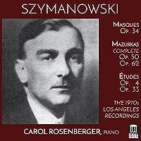 Szymanowski: Masques/Etudes