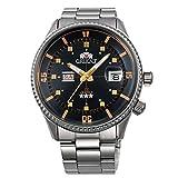 オリエント キングマスター 自動巻き メンズ 腕時計 WV0021AA ブラック【国内正規品】 [並行輸入品]