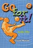 Go for It! 2/e Book 1 : Audio CDs (2) (Go for It!  2/e)