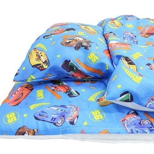 カーズ[子供用寝具]お昼寝7点セット/スピードアップ ディズニー