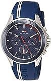 [トミーヒルフィガー] 腕時計 AIDEN 1791859 メンズ ブルー [並行輸入品]