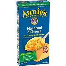 Annie's Homegrown Organic Classic Mild Cheddar Macaroni & Cheese, 170g