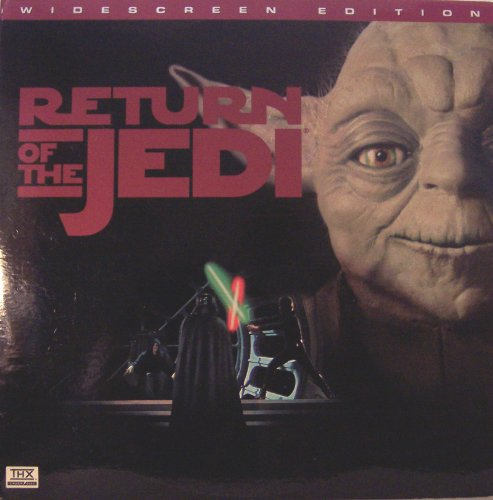 Return of the Jedi [Laser Disc] [Import]
