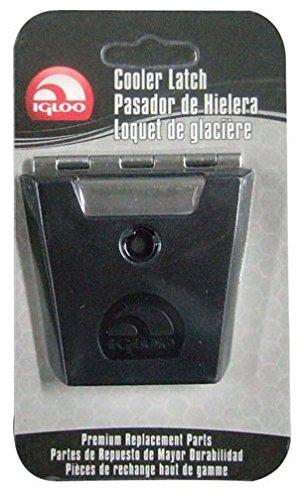 igloo(イグルー) クーラーボックス 交換用パーツ ハイブリッド プラスチックxステンレス ラッチ(留め金) 00024029
