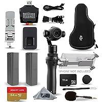 DJI Osmo+ ハンドルジンバル(3軸手持ちジンバル4Kカメラ標準搭載)