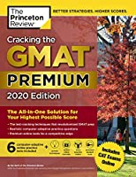 CRACKING GMAT PREMIUM 2020 (GRADUATE TEST PREP)