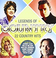 LEGENDS OF COUNTRY (VOLUME ONE)