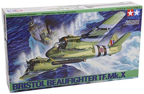 1/48 傑作機 No.67 1/48 ブリストルボーファイターTF.Mk.X 61067
