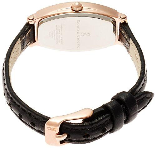 [ロベルタ・ディ・カメリーノ]Roberta di Camerino 腕時計 LA BOTTE(ラ ボッテ) 3針 RC0717-05BK レディース