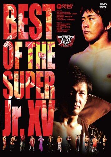 新日本プロレス・オフィシャル DVD BEST OF THE SUPER Jr.XV