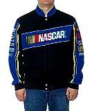 NASCAR RACINGロゴジャケット XXXX-Large ブラック