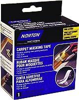Norton 82094 2-Inch X 48-Feet Carpet Masking Tape [並行輸入品]