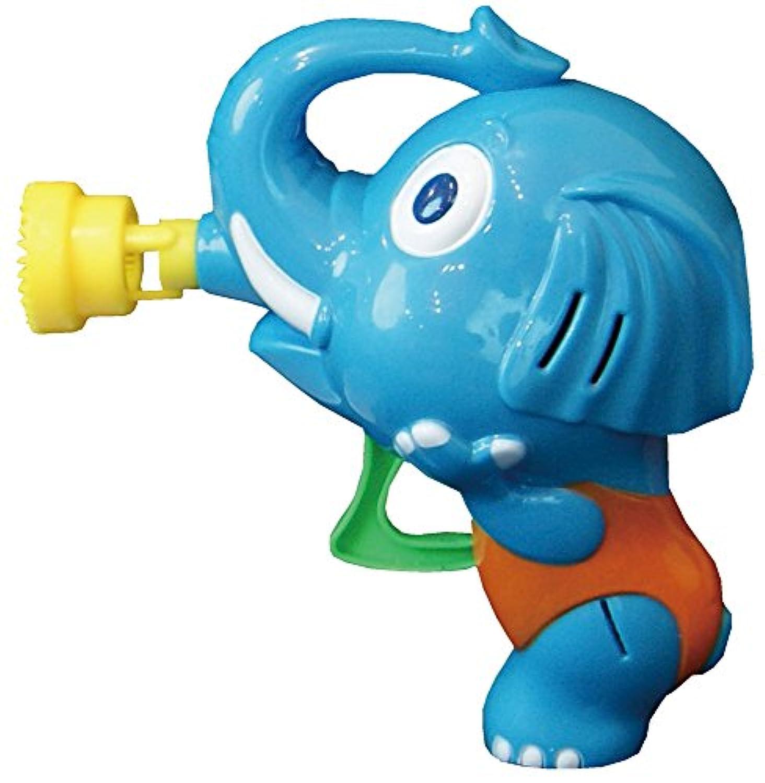 バブルファン ゾウ ブルー