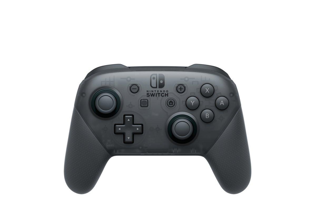 Nintendo Switch Pro Controller 1