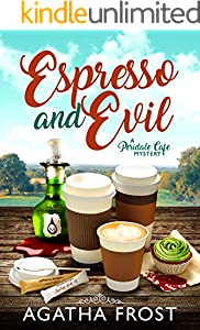 Peridale Cafe Cozy Mystery 6巻 表紙画像