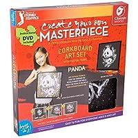 Fishwick #2 Panda Corkboard Set [並行輸入品]