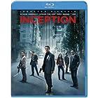 インセプション Blu-ray & DVDセット (初回限定生産)