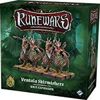 FFG RWM35 Runewars: Ventala Skirmishers Games, Multicolor