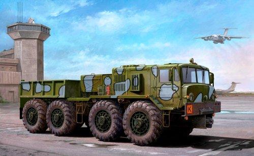 1/35 ソビエト軍 MAZ/KZKT-537Lカーゴトラック