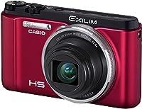 CASIO EXILIM デジタルカメラ ハイスピード 快適シャッターレッド EX-ZR1000RD