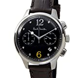 ポールスミス Paul Smith 腕時計 BX2-019-52 シティ クラシック クロノグラフ ブラック [並行輸入品]