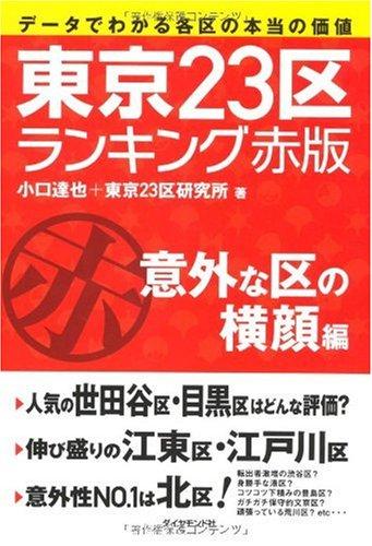 東京23区ランキング・赤版 各区の意外な横顔編の詳細を見る