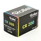【ローライ製カラーリバーサル35mmフィルム】ローライ CR200/ISO200/36枚撮り/単品