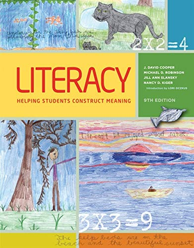 Download Literacy: Helping Students Construct Meaning 1285432428