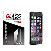 50PCS iPhone 6 Plus and iPhone 6S Plus Premium Tempered Glass Screen Protector Ultra Thin Extra Smooth Oleo-phobic 3D Touch Compatible 9H Hardness HD Clear Retail Packaging iPhone6/6s Plus (50 Pack) [並行輸入品]