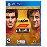 F1 2019 - Legends Edition - PS4 - PlayStation 4 by Deep Silver ( Imported Game Soft. from USA.)