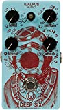 Walrus Audio Deep Six Compressor Pedal w/ New Artwork [並行輸入品]