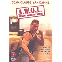 A.W.O.L Absent Without Leave [DVD] by Jean-Claude Van Damme