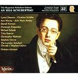 Schubert: An 1816 Shubertiad - The Hyperion Schubert Edition / Dawson, Ainsley, Norman, et al