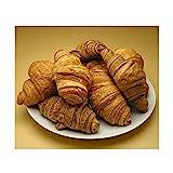 「本間製パン」クロワッサン 3種 計40個【代引不可】 フード ドリンク スイーツ パン ジャム パン