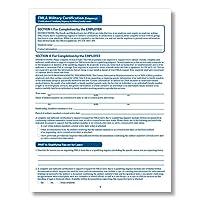 ComplyRight FMLA Military Cert Exigency
